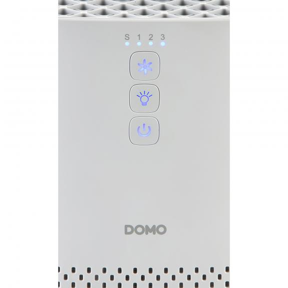 Air purifier with ioniser - DO264AP