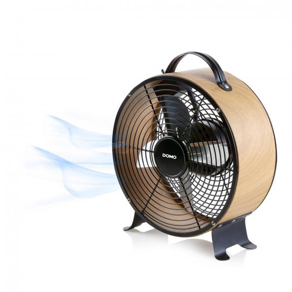 Tafelventilator - wood style - DO8145
