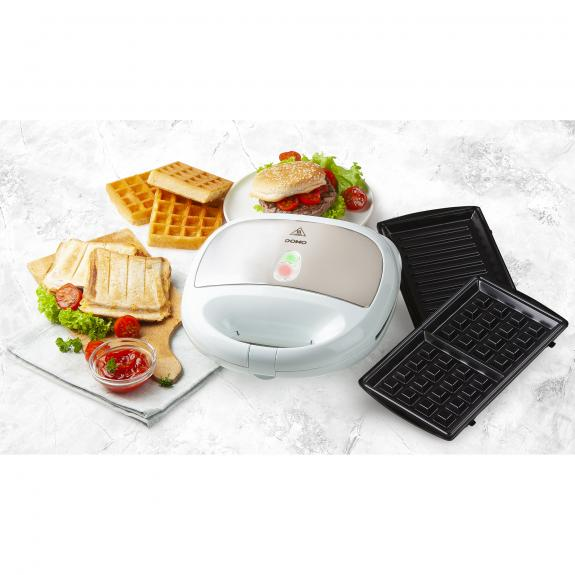 Snackmaker 3-in-1 (wit) - DO9122C