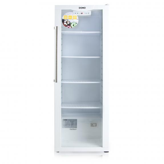 Beverage cooler with glass door - DO917GDK