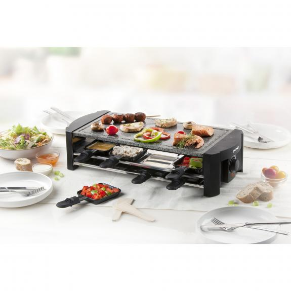 Raclette-pierre de cuisson Chill zone - DO9186G