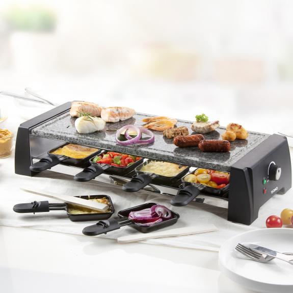 Steengrill-grill-raclette - DO9189G