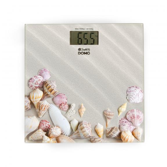DO9214W - Glass personal scale