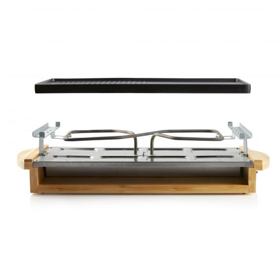 Raclette-gril Bamboo - DO9246G