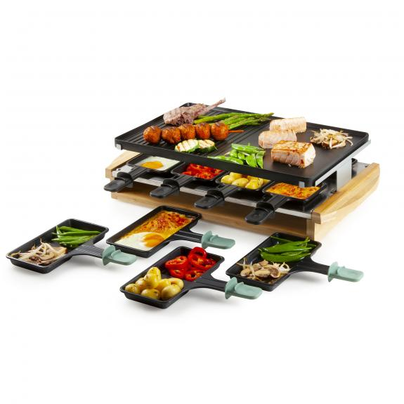 Raclette-grill Bamboo - DO9246G