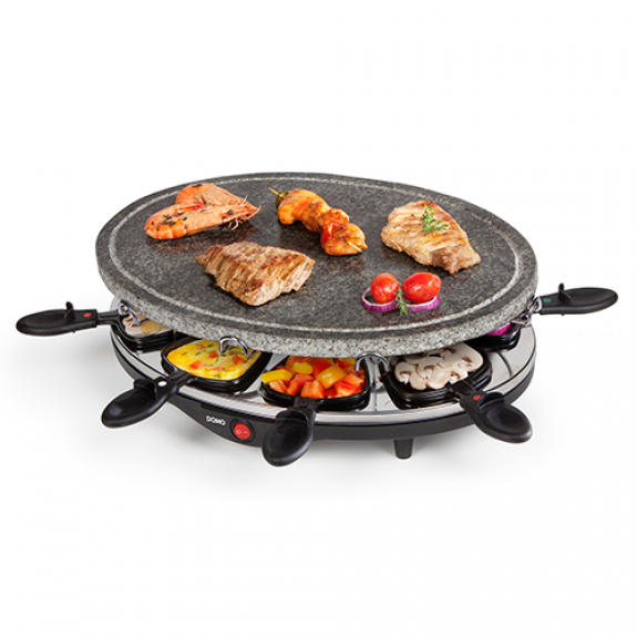 Steingrill-Raclette - DO9058G