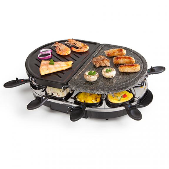 Steengrill-grill-raclette - DO9059G