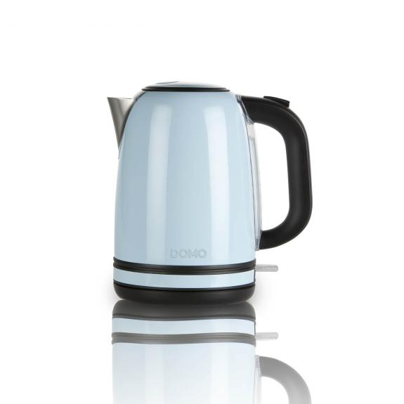 Retro water kettle (pastel blue) - DO488WK
