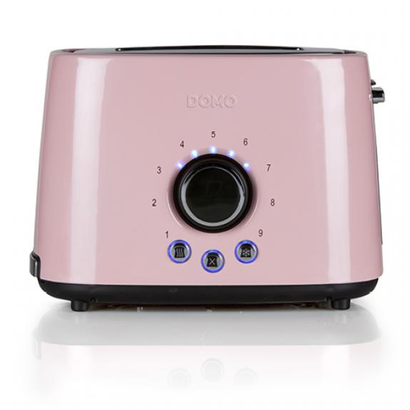 Retro broodrooster roze - DO952T
