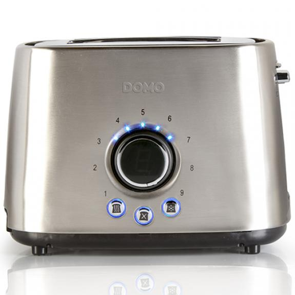 Retro toaster silver - DO956T