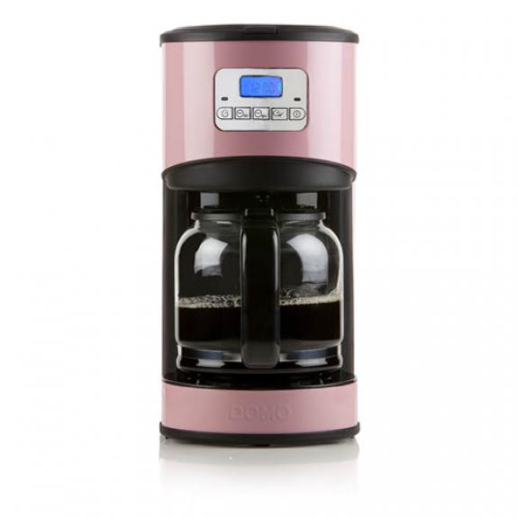 Retro coffee maker (pink) - DO477K