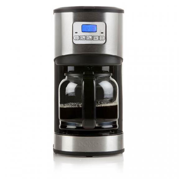 Kaffeeautomat Retro-Look (silber) - DO479K