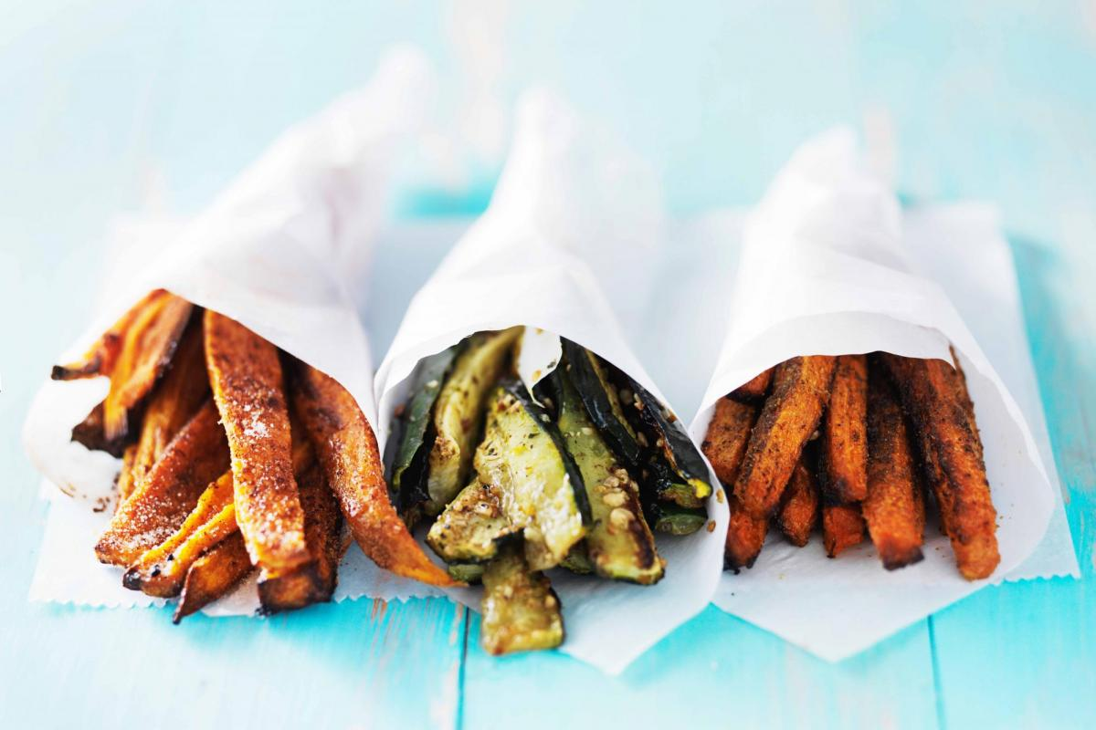 Veggie fries